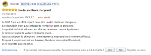 Avis du Ctek MXS 5.0