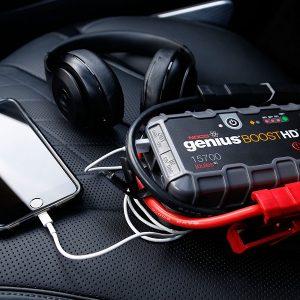 Accessoires du Noco GB70 Genius