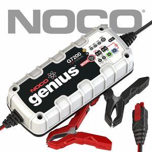 chargeur de batterie Noco G7200