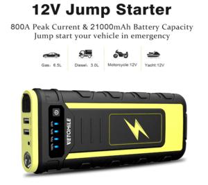 booster de batterie vetomile