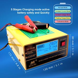 Chargeur de batterie Etrogo
