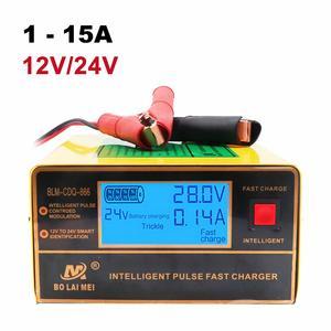 Chargeur de batterie Etrogo 12 / 24 V