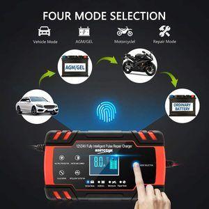 Chargeur de batterie moto Directtyteam